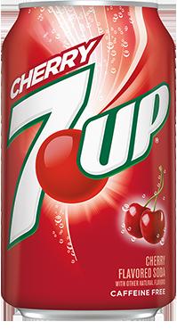 7UP de Cereza