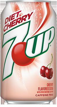 7UP Diet Cherry