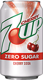 7UP Cherry Zero Sugar