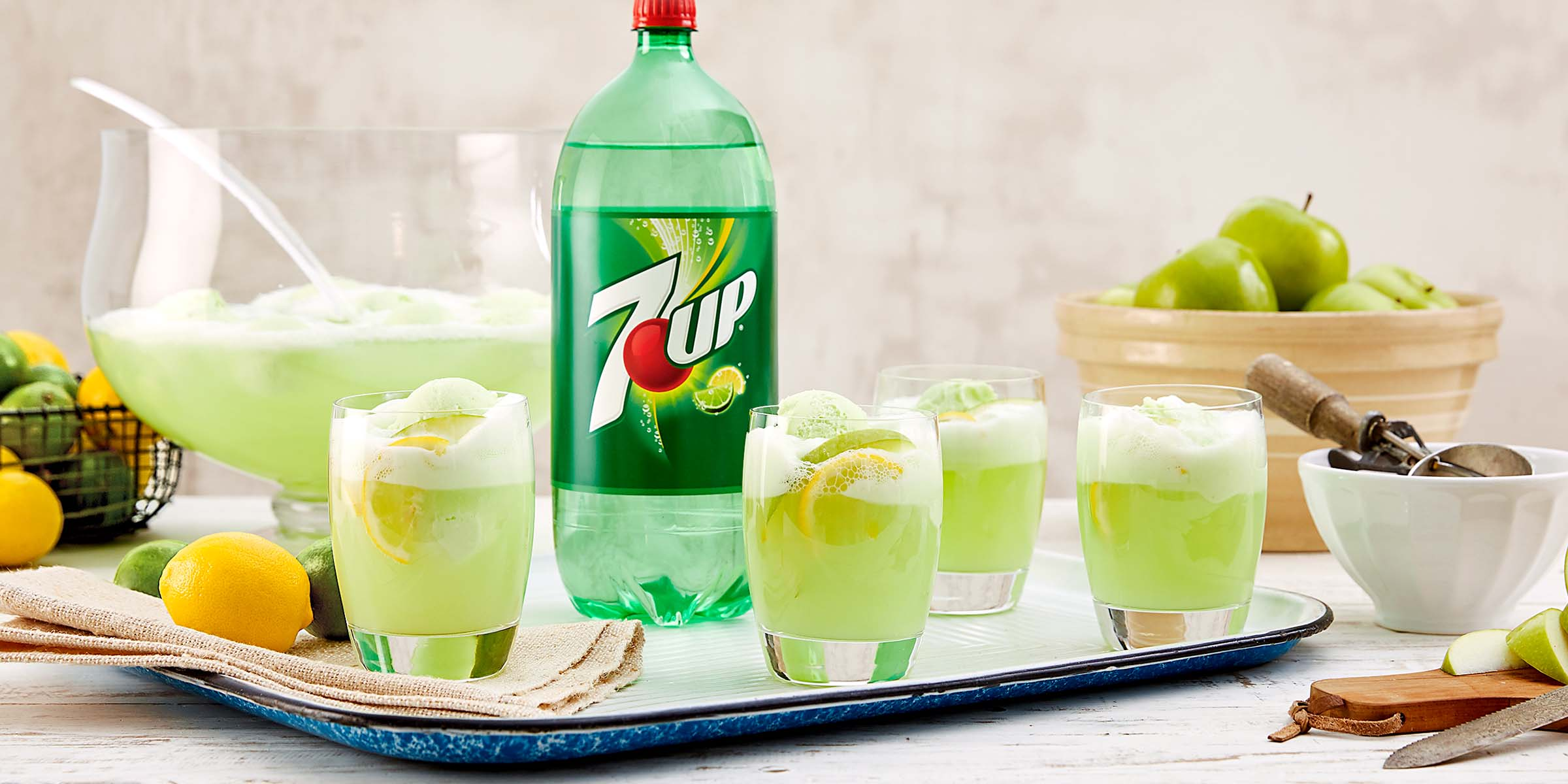 Punch recipes easy 7 up