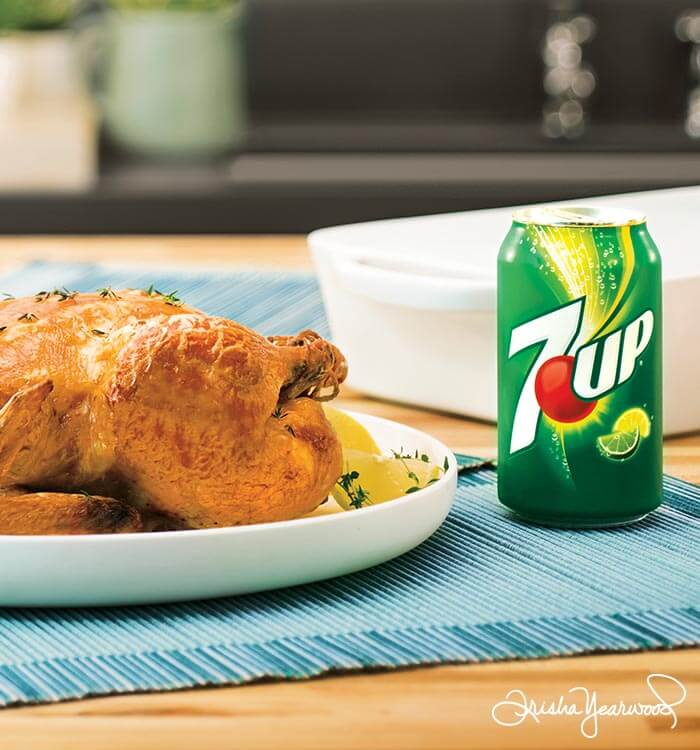 7UP Can Chicken Recipe