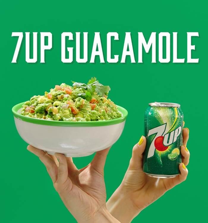 7UP Guacamole Recipe
