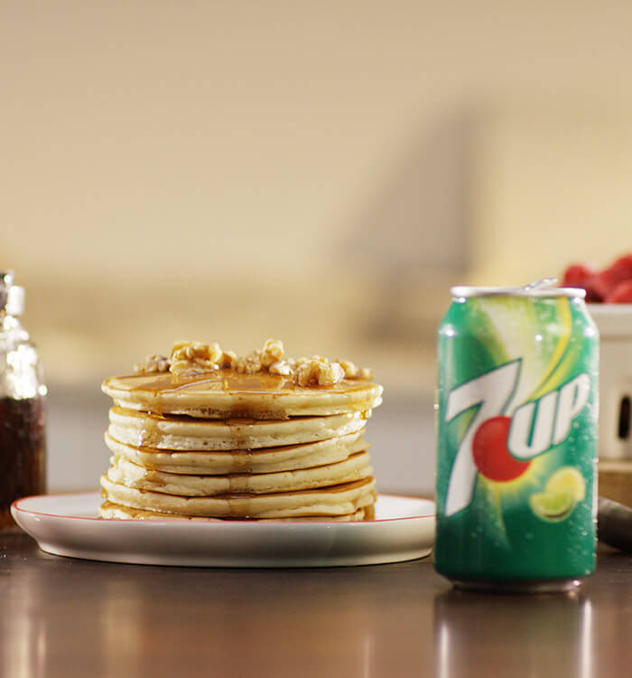 7UP Pancakes Recipe